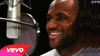 LEBRON JAMES SINGING KYRIE IRVING DISS TRACK (OFFICIAL MUSIC VIDEO)