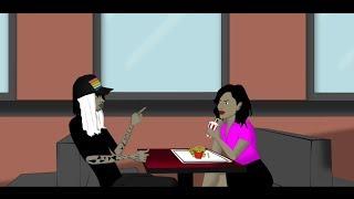 Alkaline - My love [Jamaican Cartoon]