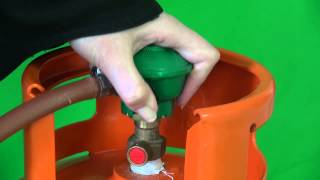 How To Use The New Gas Valve