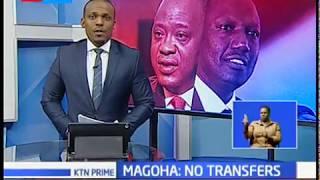 THE FORGOTTEN AGENDA? What became of Uhuru's 4 Pillars...