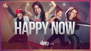 Happy Now   Zedd, Elley Duhé | FitDance Teen (Coreografía) Dance Video