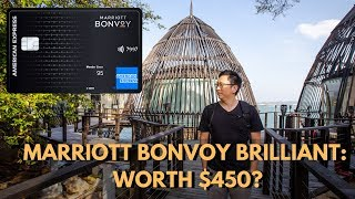 Marriott Bonvoy Brilliant Amex: Worth $450? (100k Offer)