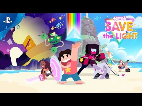 Steven Universe: Save the Light - Gameplay Trailer | PS4 thumbnail