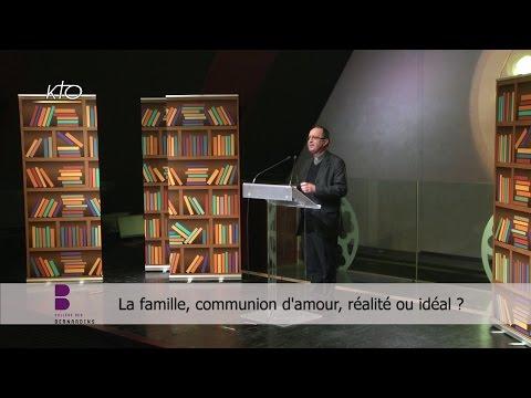 La famille, communion d'Amour, réalité ou idéal ?