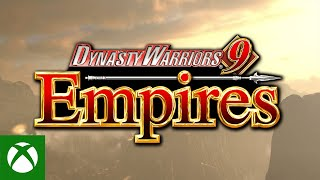 Xbox Dynasty Warriors 9 Empires - Teaser anuncio
