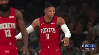 NBA Today 12/9 - Houston Rockets vs Sacramento Kings Full Game | NBA 2K