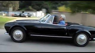 1958 Lancia Aurelia - Jay Leno