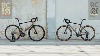 triban rc 520 disc road bike review - Kênh video giải trí