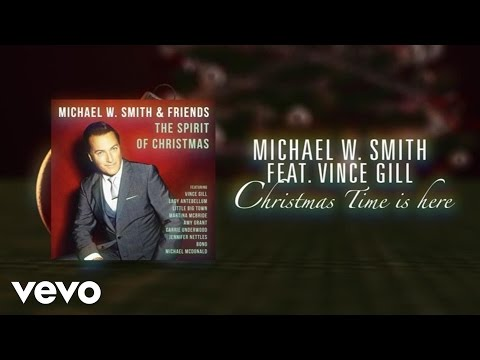 Christmas Time Is Here (Lyric Video) [Feat. Vince Gill]