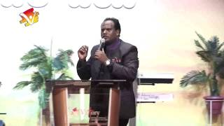 TruimphinChrist - Kannada Sermon - Rev. Ravi Mani - 2014