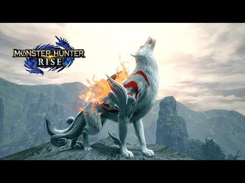 Monster Hunter Rise - Okami Collab de Monster Hunter Rise
