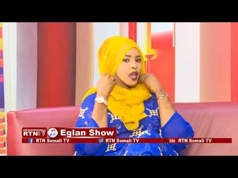 DEG DEG Eglan show oo Heshiis Nabadeed Dhax dhigtay Fanaaninta Iidle