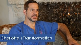 Dr. Ross Clevens Talks About Charlotte's Drastic Transformation