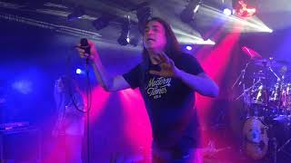 Fates Warning in Budapest 2018 - Eleventh hour & Point of View