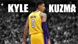 "Kyle Kuzma︱Offical Rookie Highlights︱""Hollywood"""