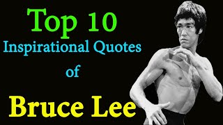 Bruce lee quotes whatsapp status video | Top 10 Powerful Bruce Lee Quotes You Need To Know