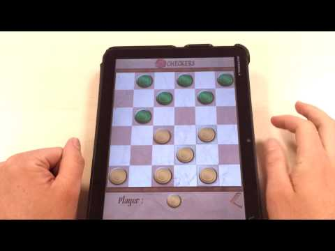 Video of Checkers