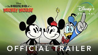 The Wonderful World of Mickey Mouse Trailer