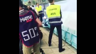 Драка на матче Динамо - Спартак 18.07.2017