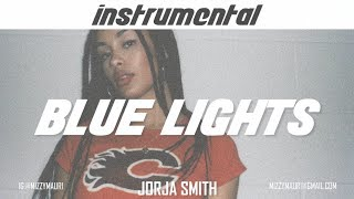 Jorja Smith   Blue Lights (INSTRUMENTAL)