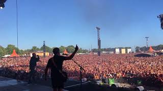 The Minds Of 99   Ung Kniv. LIVE @ Roskilde Festival 2018
