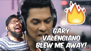 Gary Valenciano performs 'I Will Be Here / Warrior is a Child' LIVE on Wish 107.5 Bus Reaction!
