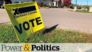 Advance voting sets record as polls show tight race | Power & Politics