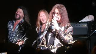 """Ozone & What's on Your Mind & NY Groove"" Ace Frehley@Hilton Parsippany, NJ 12/9/18"
