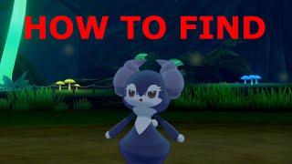 Indeedee  - (Pokémon) - How To Find Indeedee In Pokemon Sword & Shield