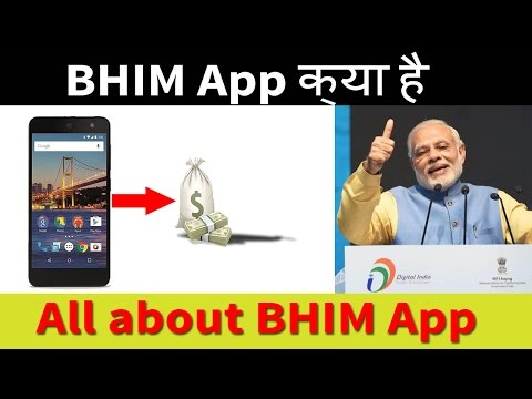 How to use BHIM App Launched by PM Modi – All about BHIM App [Hindi]