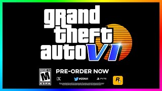 GTA 6...Release Date, Reveal & Announcement Could Be Coming Much Later Than Fans Expected! (GTA VI)