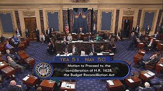 US Senate agrees to debate scrapping Obamacare.
