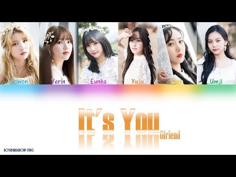 GFRIEND(여자친구) It's You (겨울, 끝) [( COLOR CODED LYRICS(HAN|ROM|ENG)]