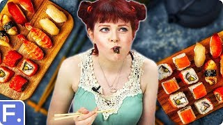 Irish People Try Sushi For The First Time