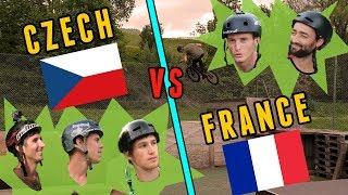 Czech vs. France - Street Trials Battle