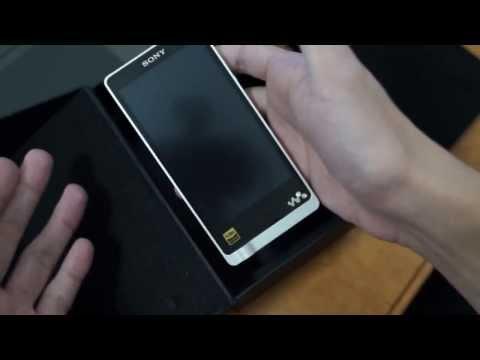 Sony Walkman NW-ZX1 - Review