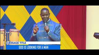 Apostle John Kimani William || God Is Looking For A Man