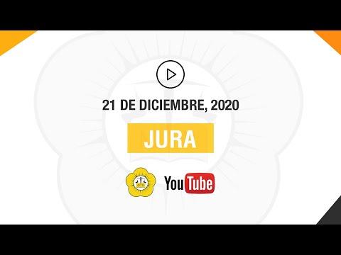 JURA - 21 de Diciembre 2020