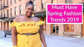 Must Have Spring Fashion Trends In Plus Sizes
