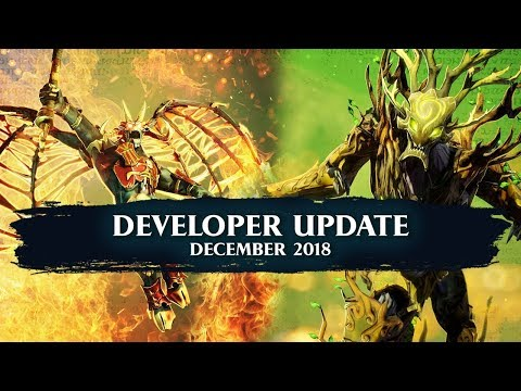 DEVELOPER VLOG: December Update (1.3.0)
