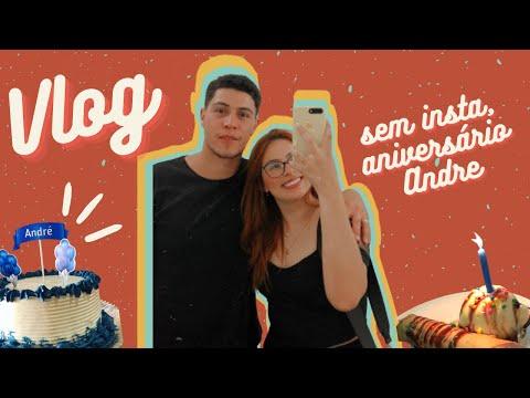 VLOG DE NOVEMBRO - Lendo em Inglês, uma semana sem instagram, aniversário André e sushi| Cami Ensina