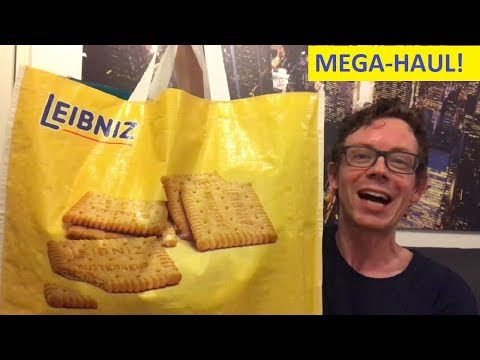 Mega Bahlsen & Leibniz Haul: Schoko-Kekse, Kekse, Kinderheitserinnerungen & Überraschung am Schluss