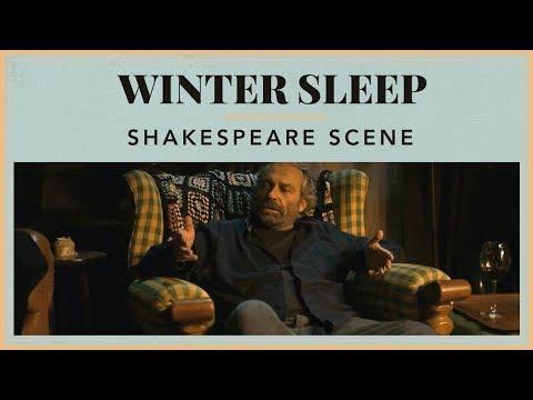 Kış Uykusu - Shakespeare Sahnesi kapak fotoğrafı