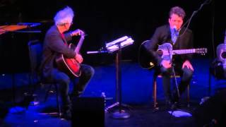 Joe Henry and Marc Ribot at the Bijou 1 of 4