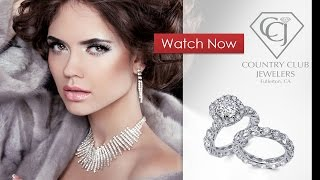 Custom Jewelry Fullerton - Country Club Jewelers