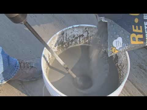 Resurfacing Concrete Slabs
