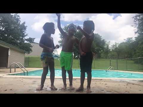 Kmarts Kids|| Pool Blog🏊🏾♀️🏊🏾♂️🌊❤️