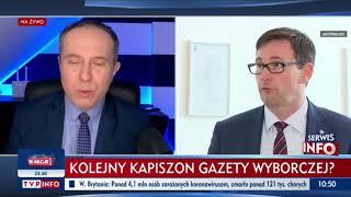 TVP: Kaczyński pochwalił Obajtka chociaż jest oszczędny w pochwałach dla swoich