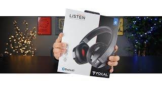 Focal Listen Premium Wireless Headphones Review