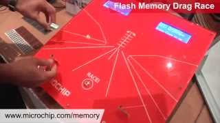 Flash Memory Drag Race Demonstration – MASTERs Conference 2015